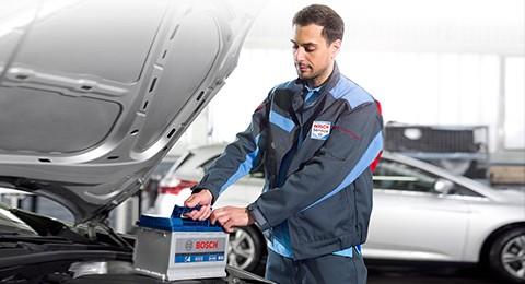 bateria bosch car service