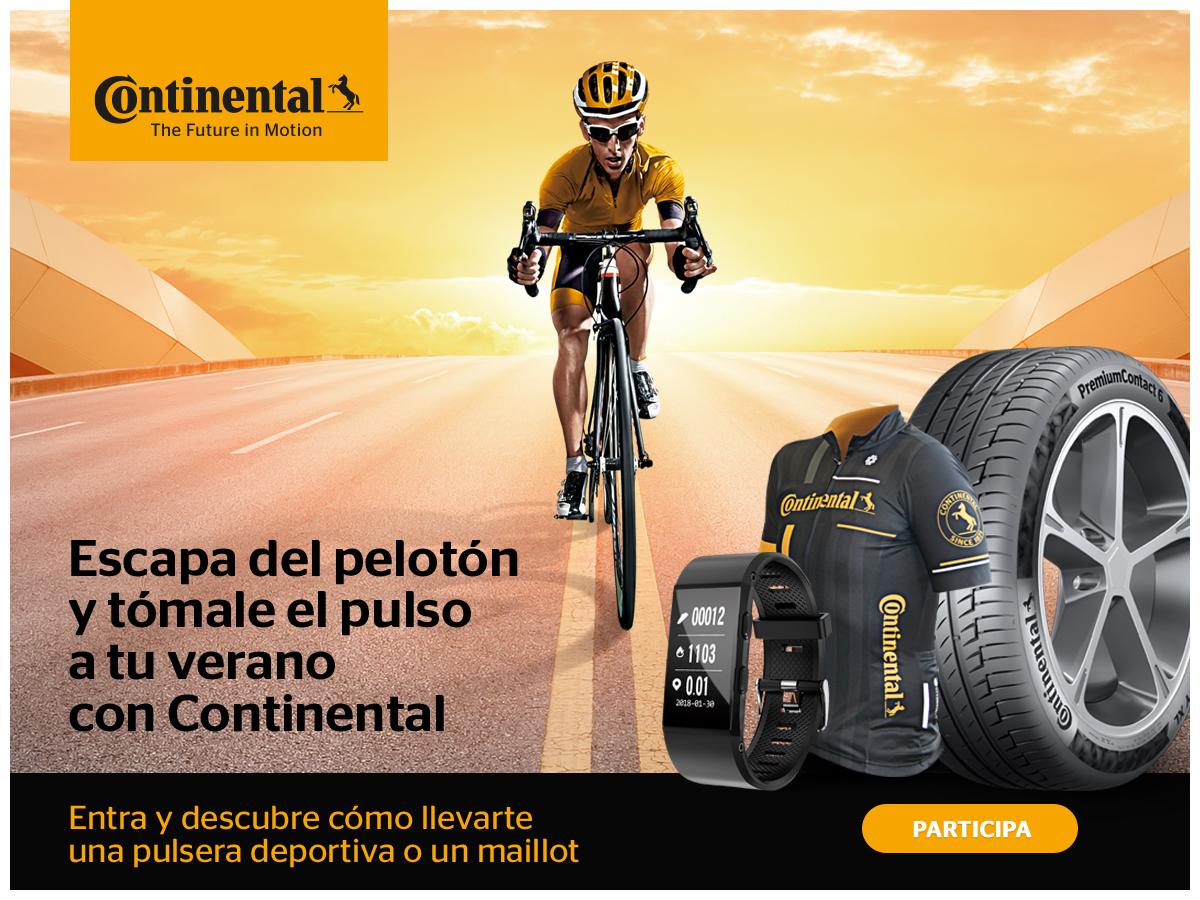 Promoción Sell-Out de Continental